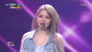 뮤직뱅크 Music Bank - HELLO - 샤넌 (HELLO - Shannon).20170728
