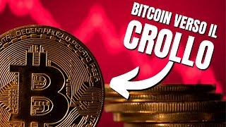 Le quotazioni di Bitcoin potrebbero crollare: ecco dove comprare