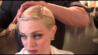 How To: Classic Finger Waves