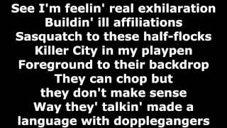 CES Cru (ft. Mac Lethal) - The Routine - Lyrics