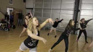 The XX - Chained l Contemporary Choreography l @drewbclark