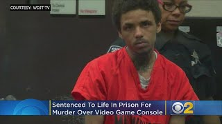 Man Sentenced To Life In Prison For Killing Teen Over Video Game System
