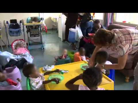 Volunteering in the Cotlands South Africa