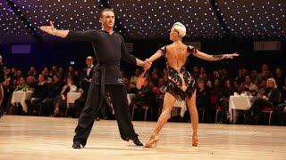 Troels, Ina , Ferdinando, Yulia - WDC World Amateur Championship Latin 2014 - Semi Chacha