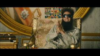 The Dictator - Official Trailer width=