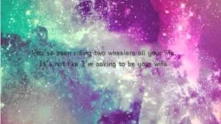 Melanie Martinez- Training Wheels [Lyrics]