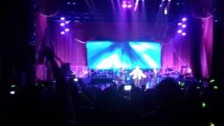 Finale medley, Barry Manilow Live @ Amway Center, Orlando, FL 01-18-2014