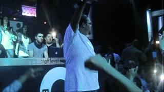 Fatman Scoop live in Moa Club