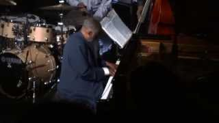 Ahmad Jamal, Back to the Future, live in Paris, Odéon, 08/11/2013