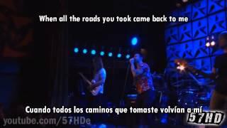 Maroon 5 - Maps HD LIVE Video Subtitulado Español English Lyrics