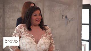 Shahs Of Sunset: Vida Calls MJ's Wedding Dress Cheesy (Season 7, Episode 9) | Bravo