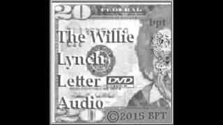 Willie Lynch letter Audio part 1 intro
