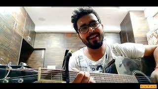Mere Sohneya - Ve Mahi (Mashup) || Acoustic Cover Ft Vedant Gautam ||
