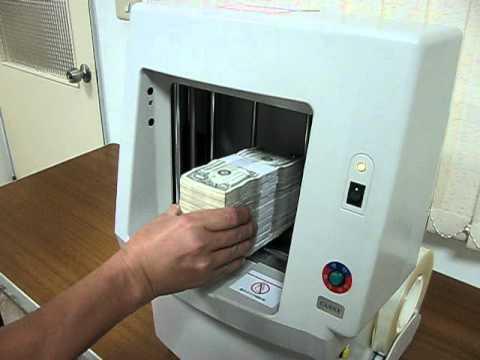 S-20 Tam Otomatik Para ve Hediye Bant Makinası.AVI