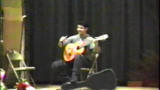 "Michael Heredia ""Stryngz"" playing La Romancia"