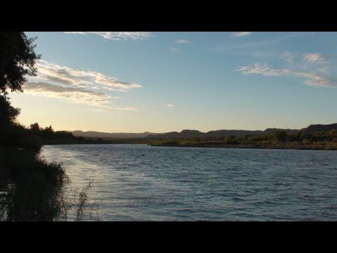 Orange River – Vioolsdrif, South Africa