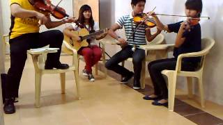 TORETE violin cover by KuyaNes' Violinist group