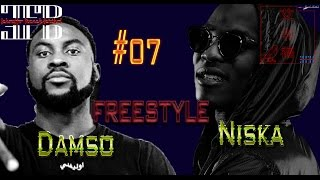 ƎFB-Niska feat Damso- Freestyle #7 End