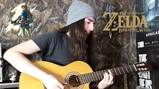 "The Legend Of Zelda: Breath Of The Wild - ""Prince Sidon"" (Guitar Cover)"