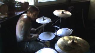 Pennywise-Homesick drum cover