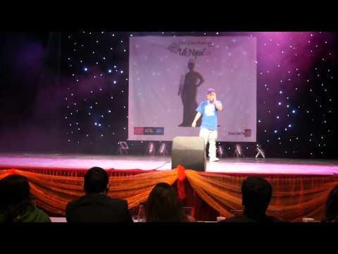 Rapholic Live At Miss UK Nepal 2011