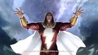 Injustice: Final do Shazam - Dublado - Modo Arcade