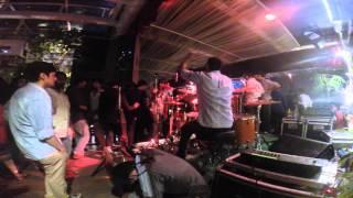 Rijul Victor on Drums + DJ, Live @ OTM,Hyderabad