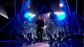 James Arthur sings Nina Simone's Feeling Good - The Final - The X Factor UK 2012