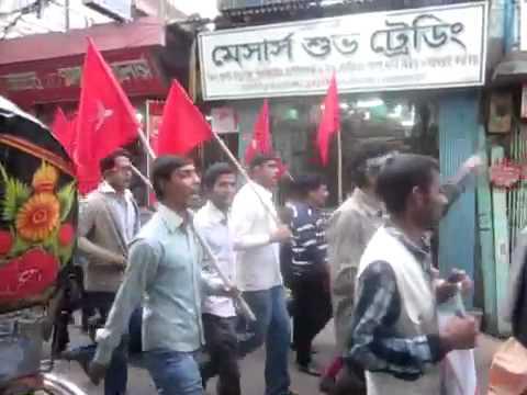 Bangladesh – Communist party Hartal