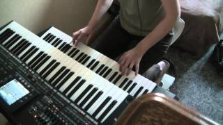 Live is life (Yamaha psr s950 et korg pa3x)