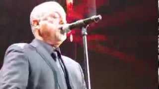 Billy Joel - We Didn't Start the Fire - Toronto 2014