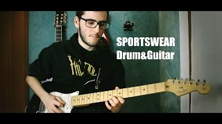 Dark Polo Gang - Sportswear | Guitar & Drum Cover