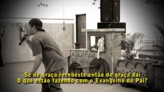 Christian Rap hip hop gospel Brazil JUNINHO LUTERO