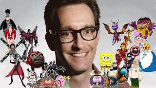 "The Many Voices of ""Tom Kenny"" In Animation & Video Games"