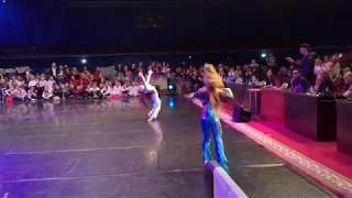IDO Disco Dance European Championships 2017, Rachel Rafkin from Finland