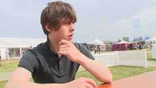 Jake Bugg - 'I Never Thought I'd Play Before The Rolling Stones' - T In The Park 2013