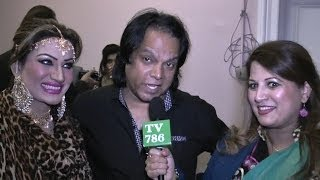 Dancer Saima Khan & Comedy Actor Pervaiz Khan's Exclusive Interview for TV786