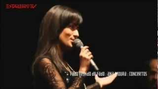 Ana Moura *2011 V. do Conde* Fado vestido de fado