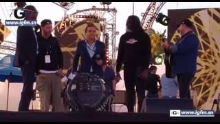 Youssou ndour, tiken jah fakoly, christophe Maillet à Marrakech…