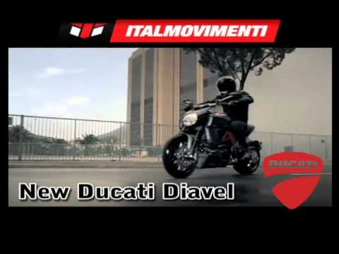 Ducati Diavel 2011 en Ecuador solo en www.italmovimenti.com