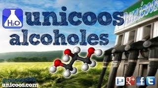 Imagen en miniatura para QUIMICA organica ALCOHOLES