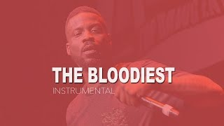 Jay Rock - The Bloodiest (Instrumental)
