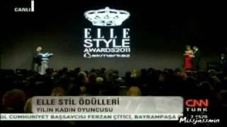 Tuba Büyüküstün &  Cansel Elçin  - Elle Style Awards
