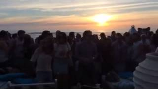 Miguel Rendeiro @ 2 Sunset 2015 Lkodac - praia do aterro ( leça da palmeira )