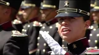 Desmaya Cadete del Heroico Colegio Militar
