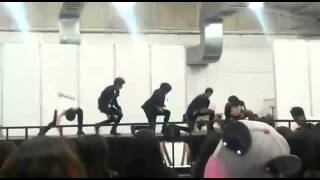 Chaos By Dragons TNT Everybody Dance cover (Shinee)