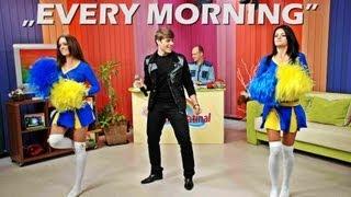 Emanuel Cirstea - Every morning (cover Basshunter) @ FreshMatinal, Antena1 Cluj