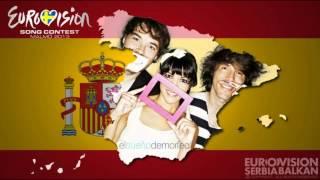 El Sueño De Morfeo - Revolución (Eurovision 2013 - Spain)
