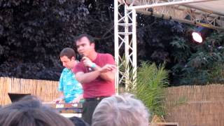 Future Islands - Balance (Live @ Glazart La Plage)