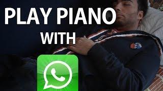Play Piano with Whatsapp Ringtone (Samsung)